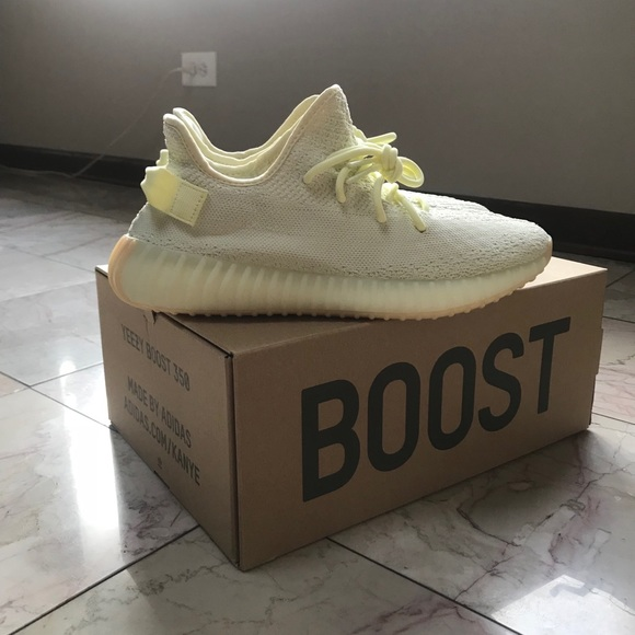 7ed2bc014 Yeezy Boost 350 Butters size 9 1 2 BRAND NEW